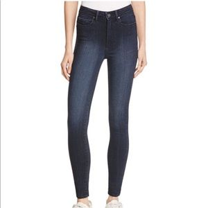 Paige Hoxton Ankle Jeans in Harla Wash